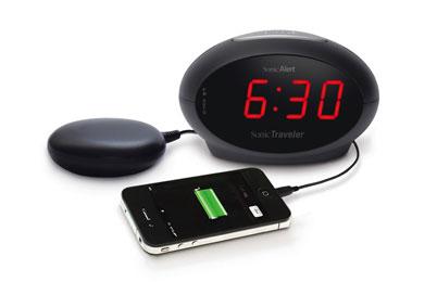 2.3 Reloj despertador SBT600ss