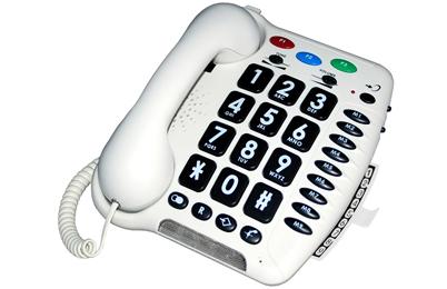 3.10 Teléfono Amplificado CL100